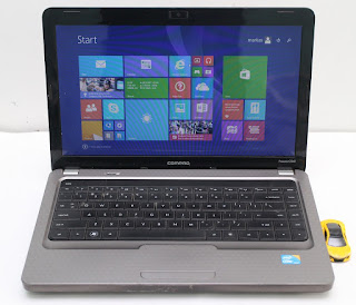 Laptop Bekas - Compaq cq42 Core i5