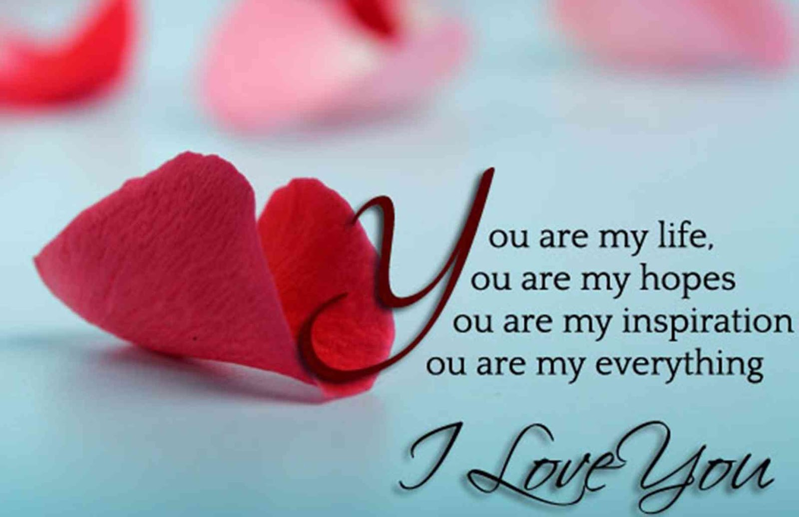 valentine's day romantic quotes,messages for him -