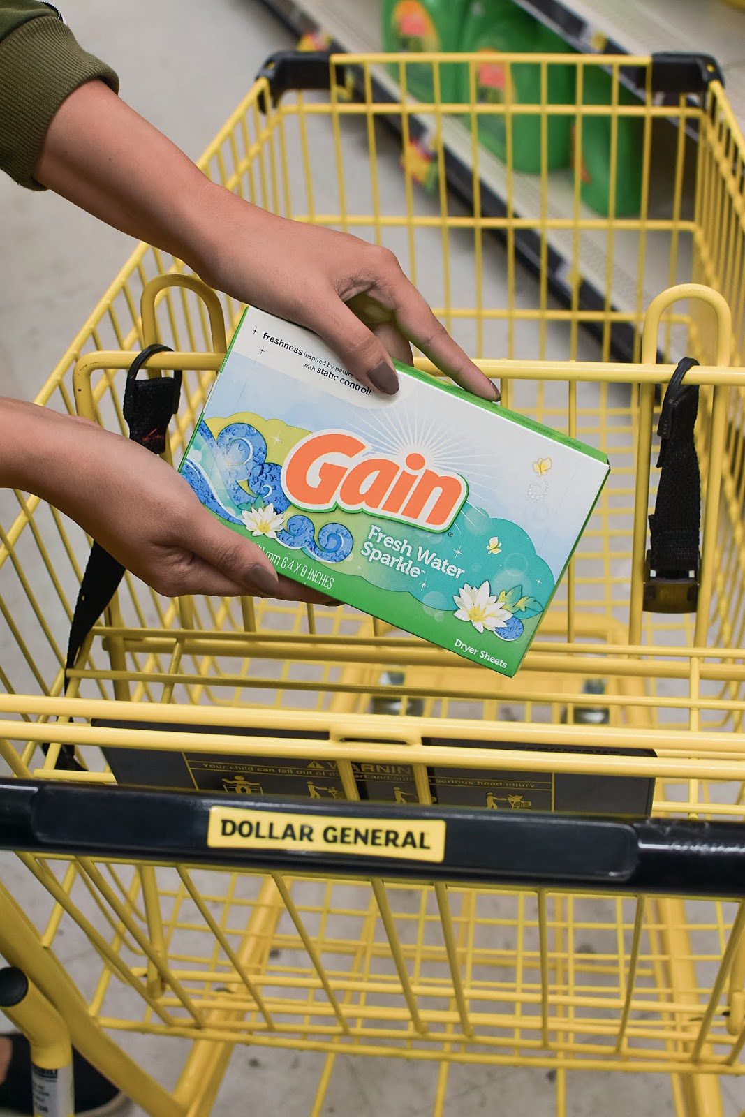 Gain Fresh Water Sparkle at Dollar General-MariEstilo-