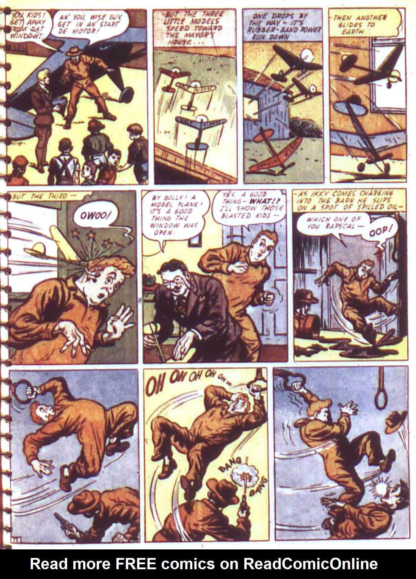 Read online All-American Comics (1939) comic -  Issue #17 - 25