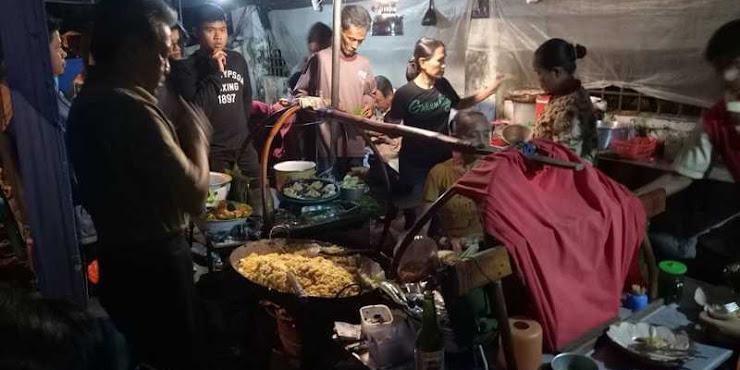 Sego Resek, Nasi Sampah yang Populer di Malang