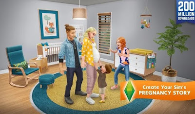 The Sims FreePlay Mod Apk + Data For Android