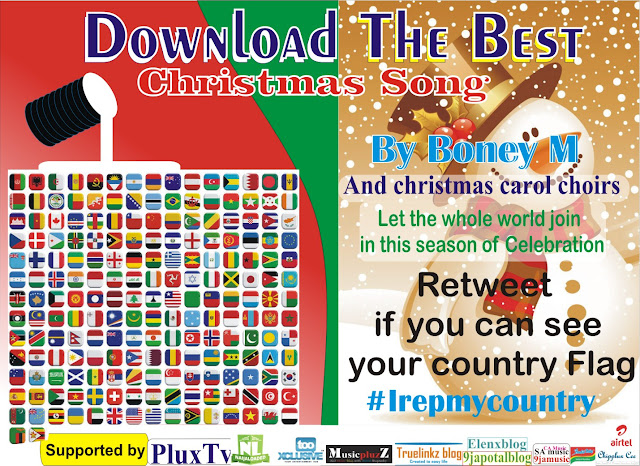 Download Best Christmas Song by Boney M and Wondetful Christmas Carol choirs
