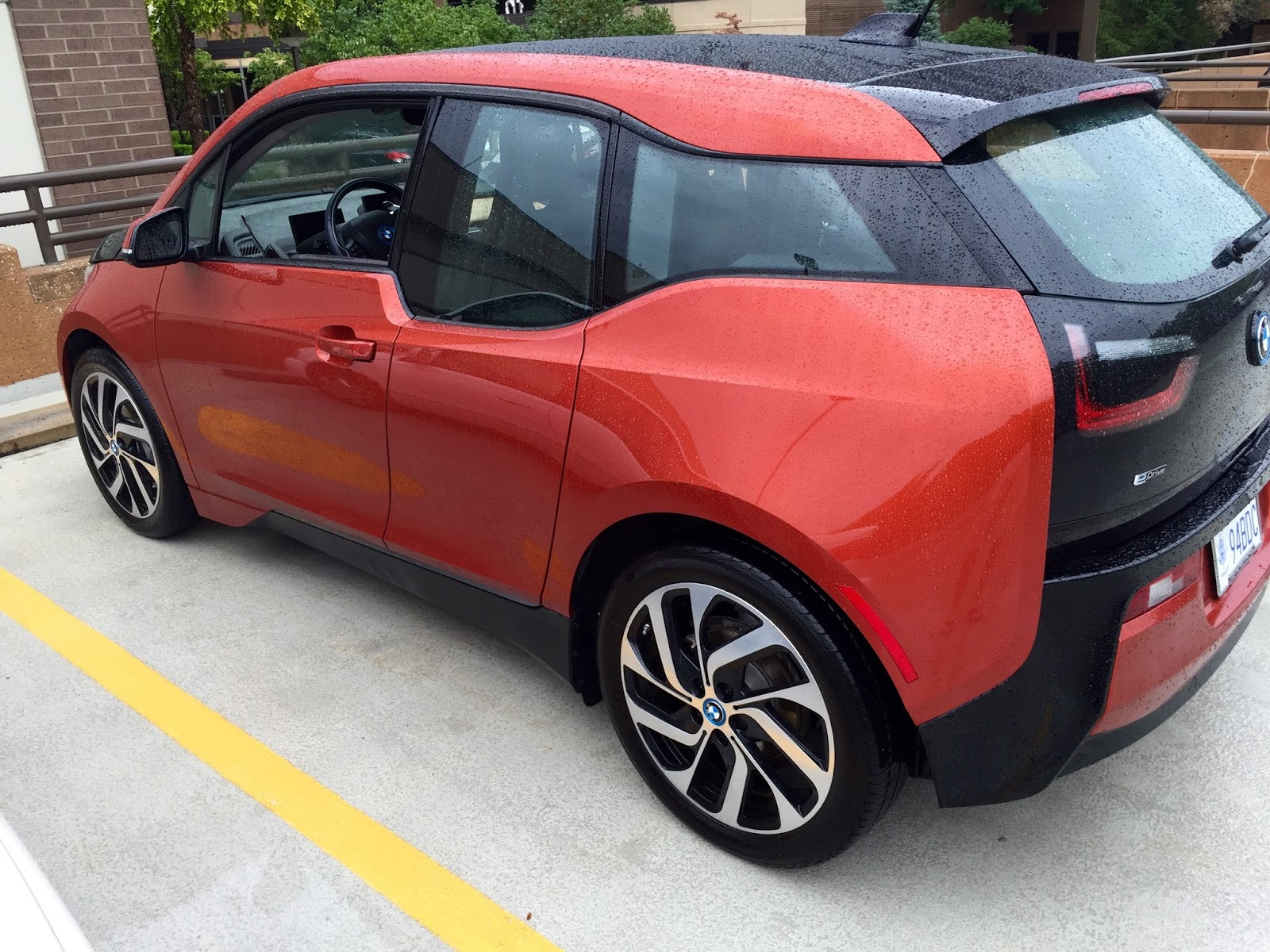 The Electric Bmw I3 Bmw I3 Key Fob Fail