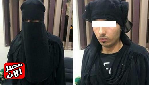 ضبط شخص يرتدي النقاب داخل دورات مياه السيدات بمول شهير بمدينة نصر