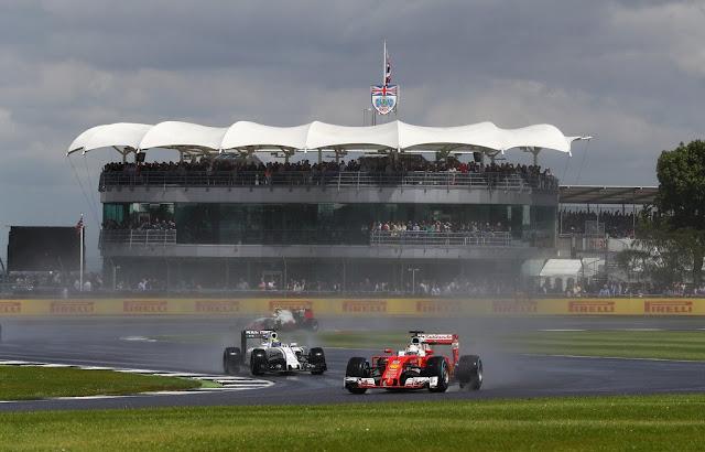 Penalti, Membuat Vettel Frustasi
