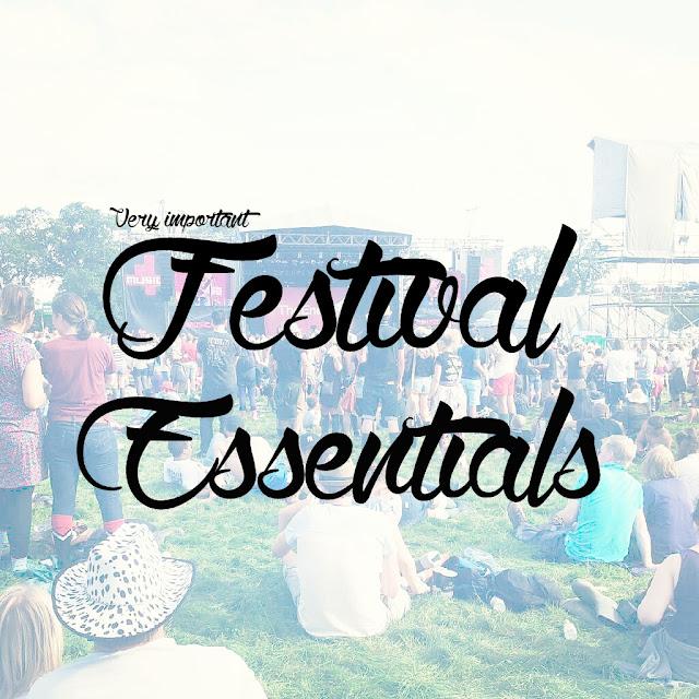 very-important-festival-essentials-blog-post