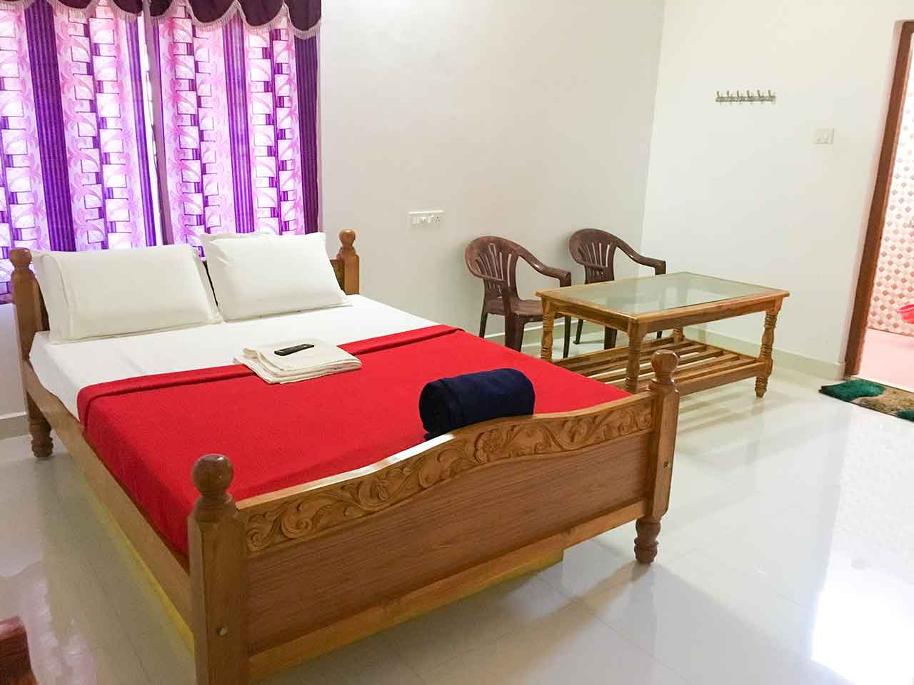 hill view cottages in yelagiri hills