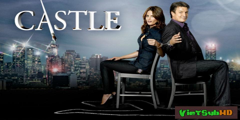 Phim Nhà Văn Phá Án (phần 8) Hoàn Tất (22/22) VietSub HD | Castle (season 8) 2015