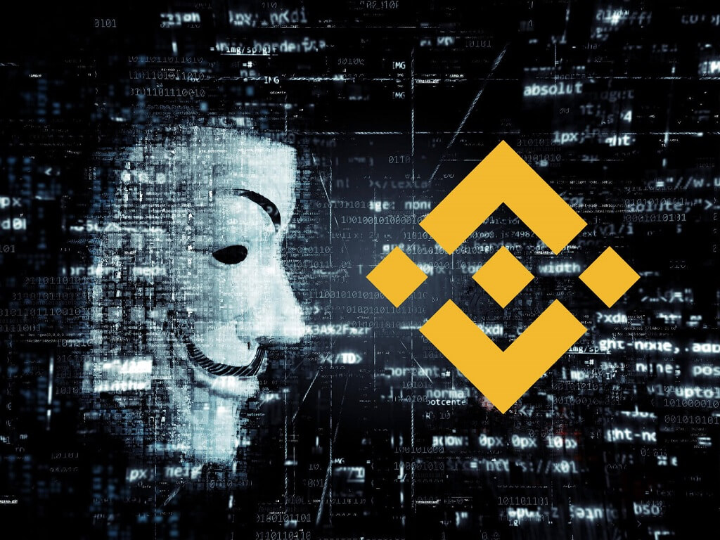 Binance Bitcoin Hacked