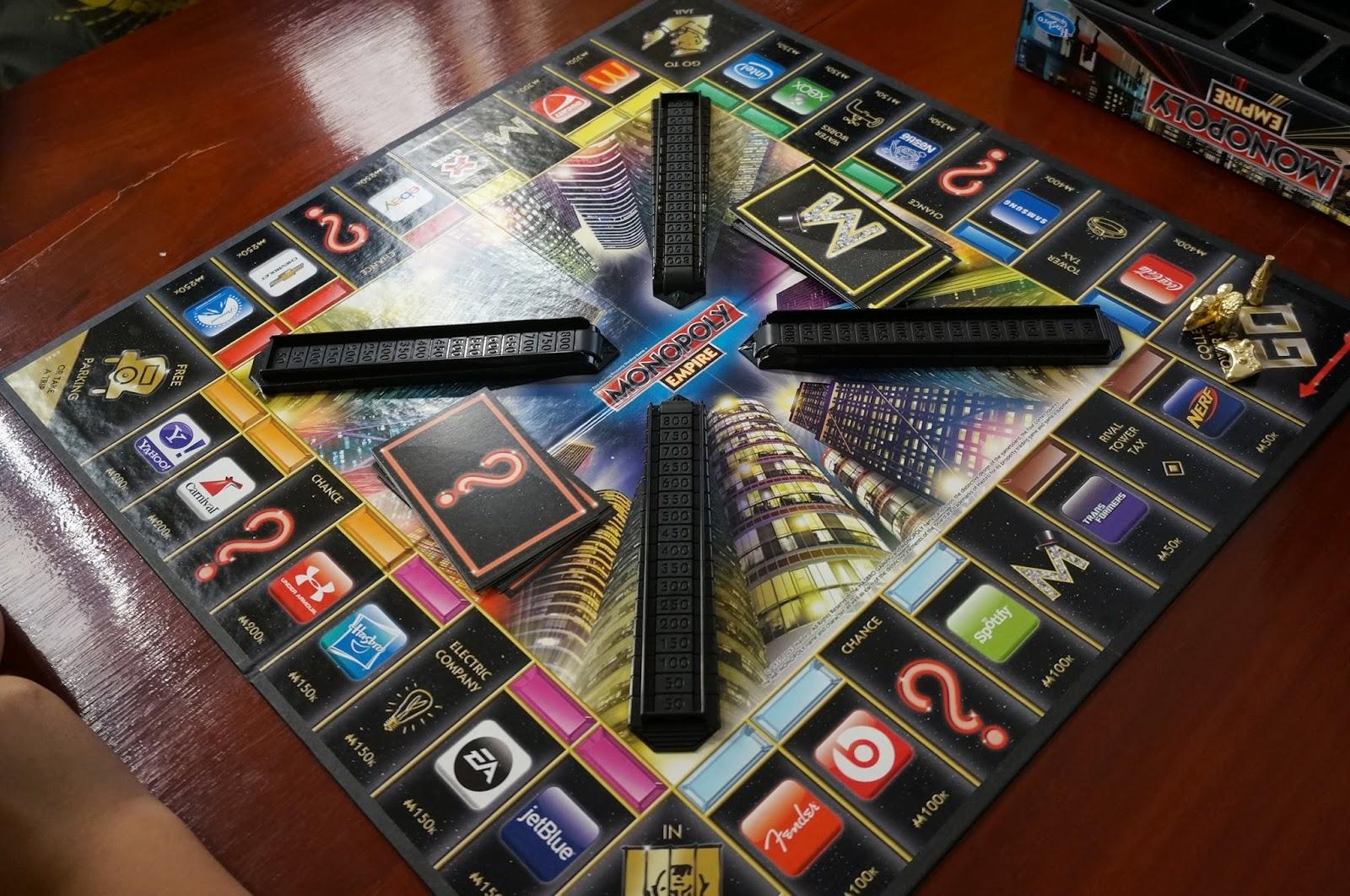 Monopoly Imperium Spielregeln