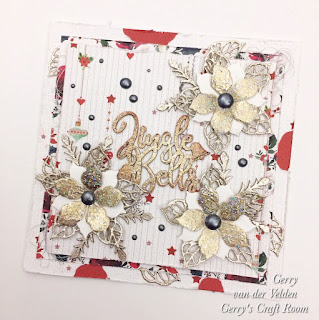 fabscraps 1 card 2 ways easy & extravagant