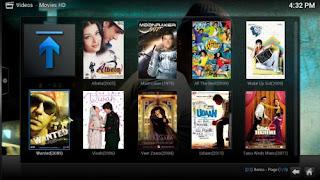 اضافة Movie Vault على Kodi / Xbmc لمشاهدة أخر الأفلام