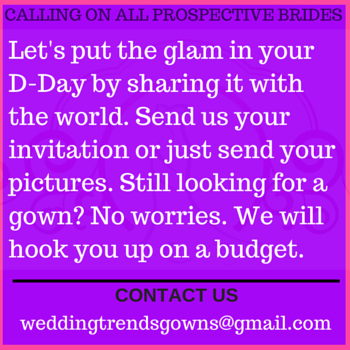 Bring Wedding Trends to your wedding