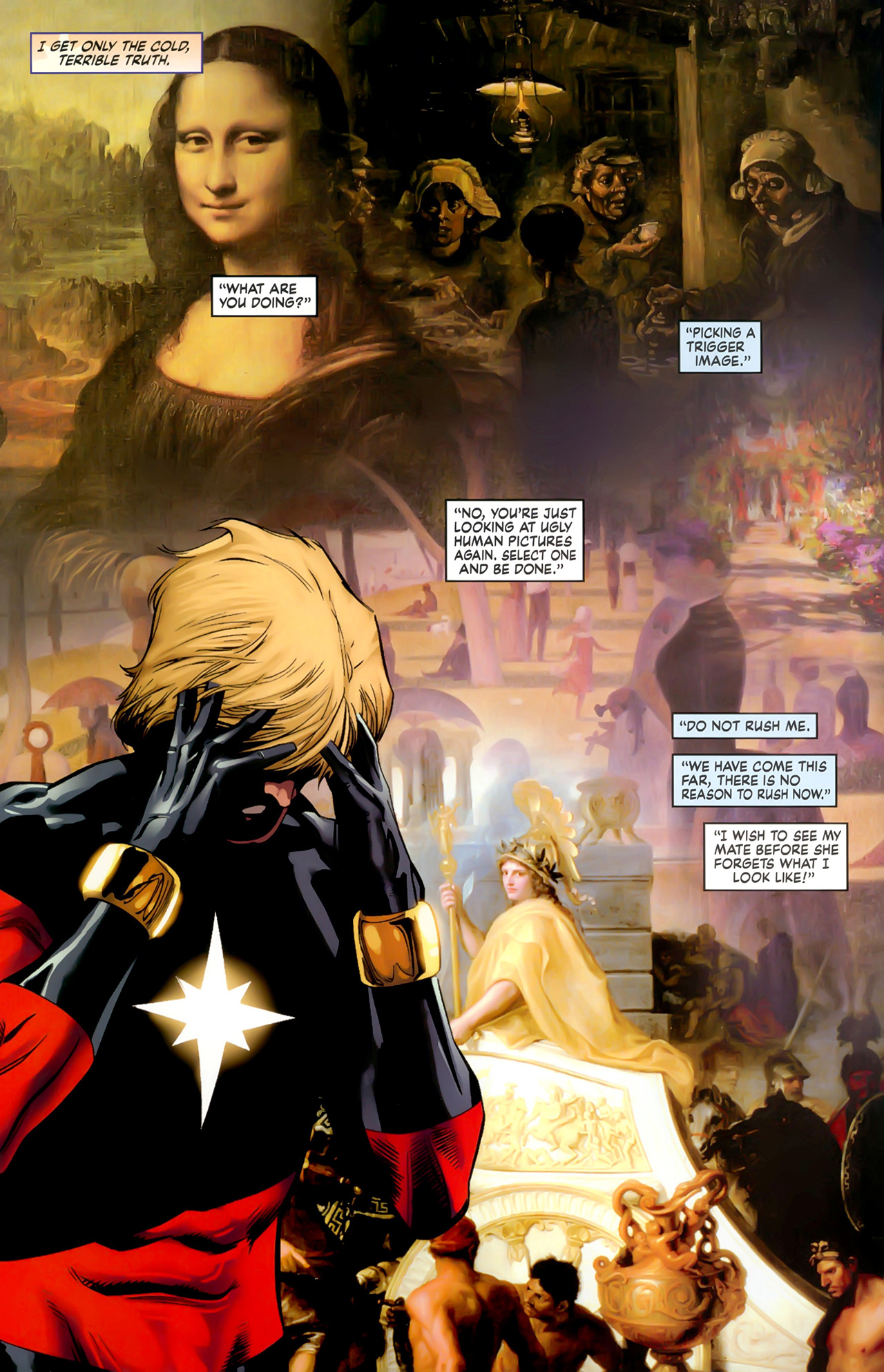 Read online Secret Invasion: The Infiltration comic -  Issue #6 - 7