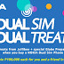 Buy a Nokia Dual SIM Phone and get a special SIM pack from Globe and dual treats from Jollibee for FREE!