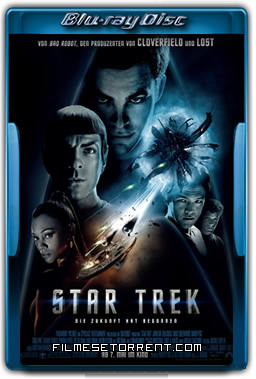 Star Trek Torrent 2009 720p e 1080p BluRay Dublado