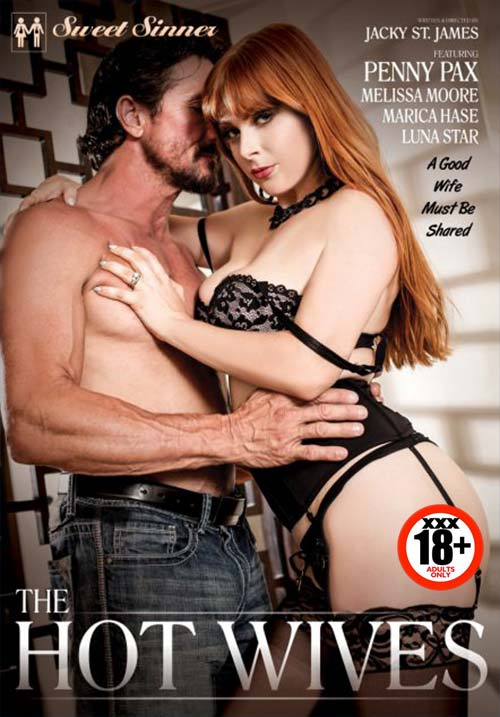 [18+] SweetSinner Penny Pax I Want All Of You xXx Poster