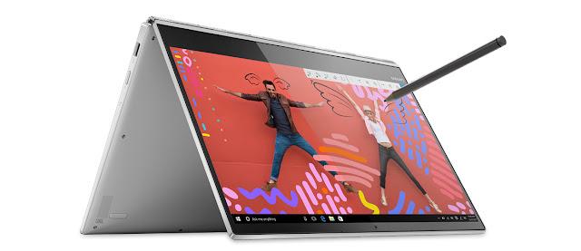 مراجعة كمبيوتر Lenovo Yoga 920