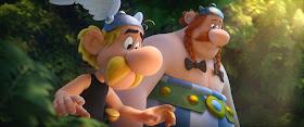 Asterix a tajemství kouzelného lektvaru (Astérix: Le Secret de la potion magique) – Recenze