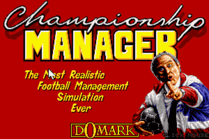 Download Game Championship Manager 1992 for Computer or Laptop