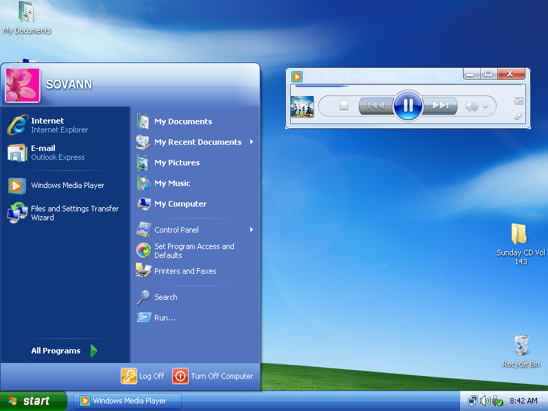 Original windows xp pro sp3 finall5112