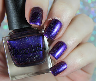 Vapid Nail Lacquer 6 Impossible Things | Curiouser & Curiouser Collection