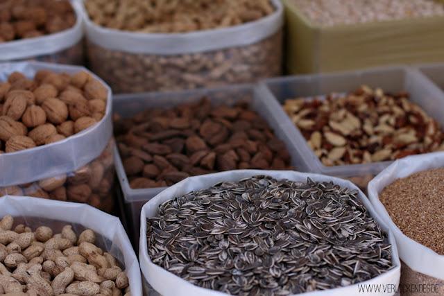Markt auf Sizilien