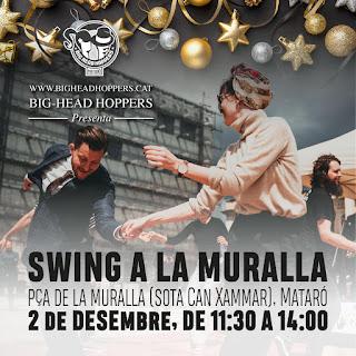 SWING A LA MURALLA, Mataró @ Plaça de la Muralla, Mataró | Mataró | Catalunya | Espanya