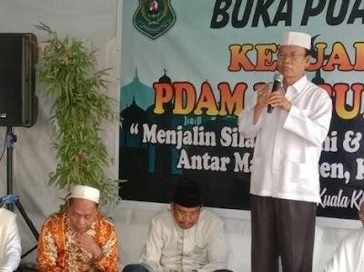 Respon People Power, Wabup Nafiah Imbau Warga Kapuas tak ke Jakarta
