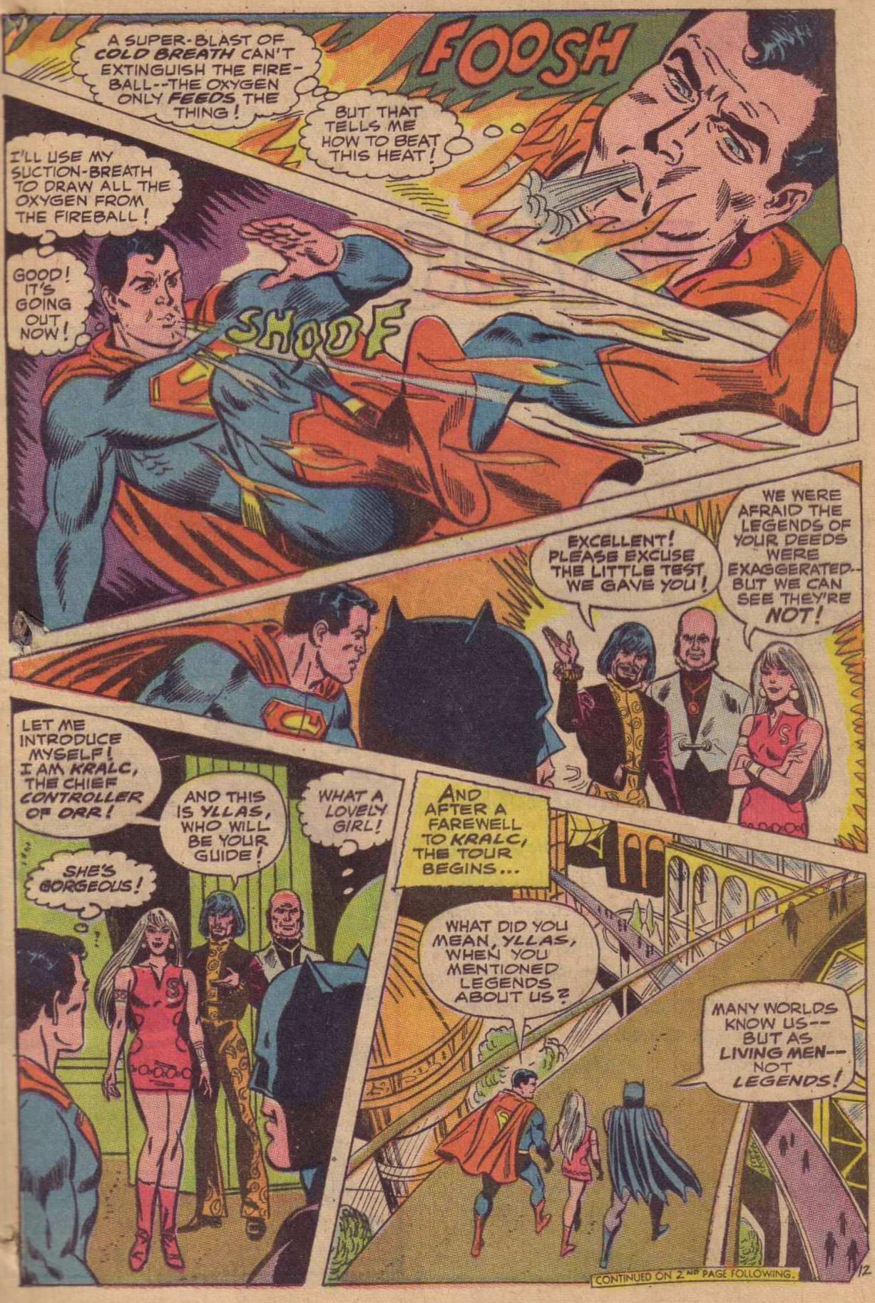 Read online World's Finest Comics comic -  Issue #181 - 14