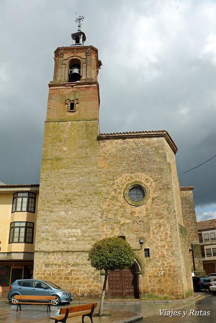Sta María de Calatañazor de Almazán