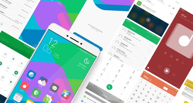 Cara Instal Thema MIUI 9 Untuk Semua Android