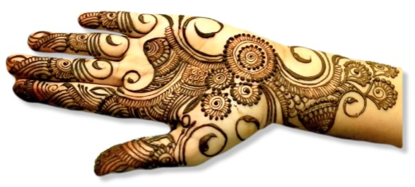 Dulhan Mehndi Design Photos