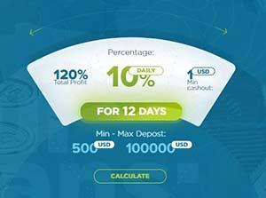 Инвестиционные планы Bitcolex 2