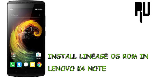 How-to-update-lenovo-k4-note-to-android-7.0-nougat