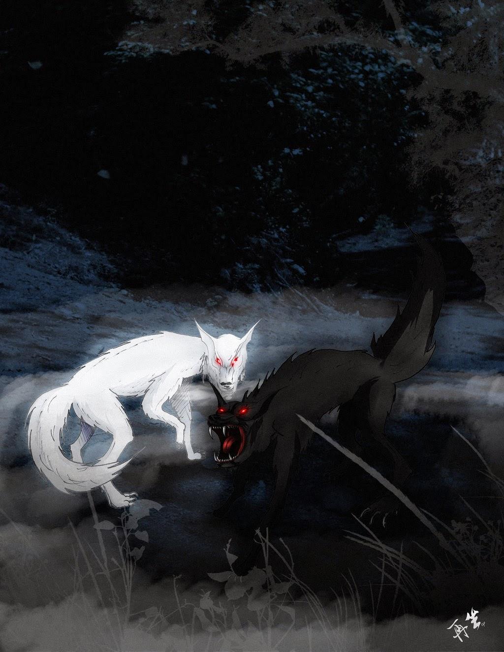 Supernatural world leyenda urbana el cadejo - El duende blanco ...