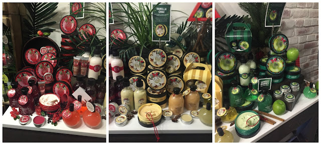 The Body Shop Christmas Gifts 2016!