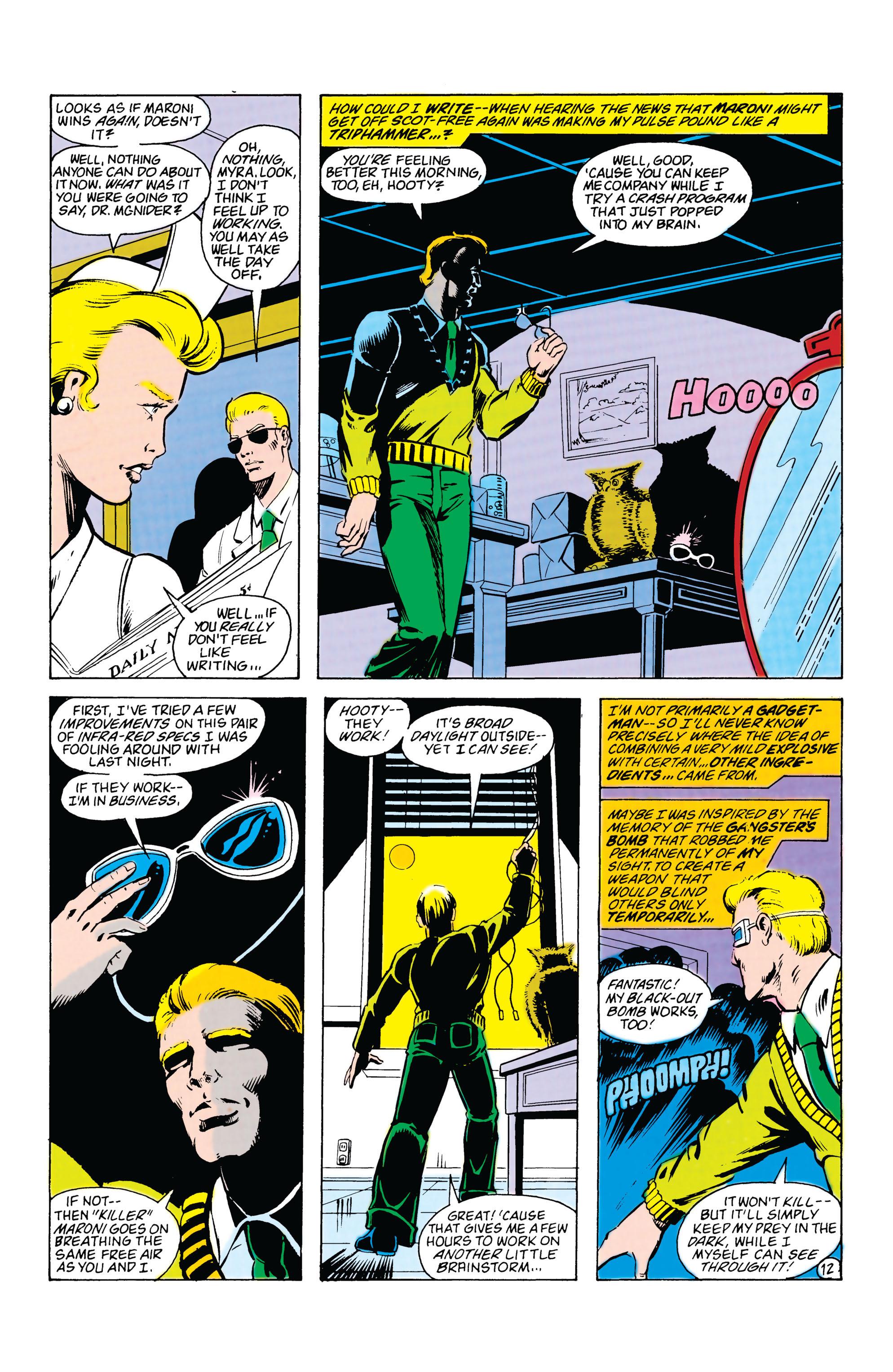 Read online Secret Origins (1986) comic -  Issue #20 - 31