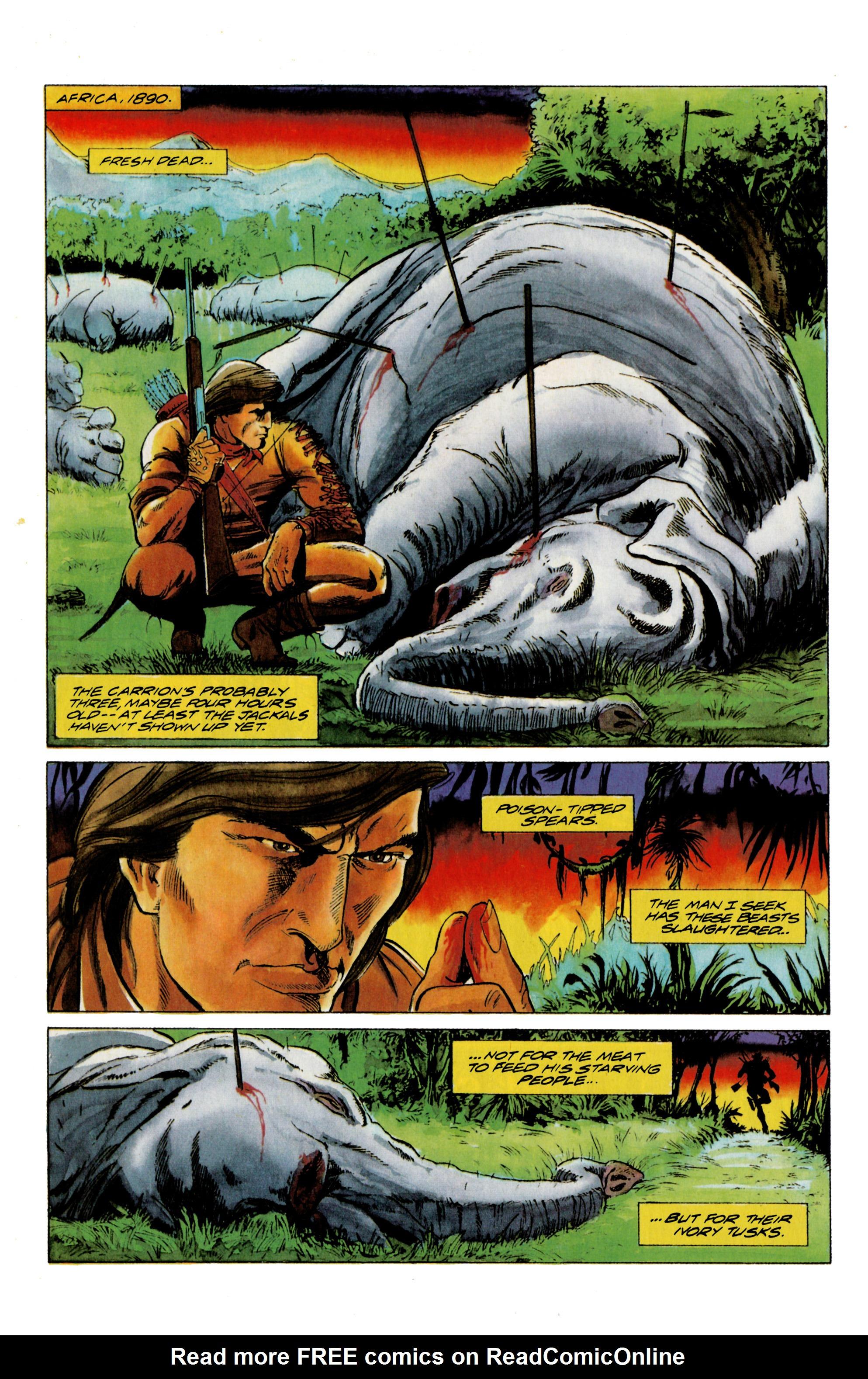 Read online Eternal Warrior (1992) comic -  Issue #14 - 2