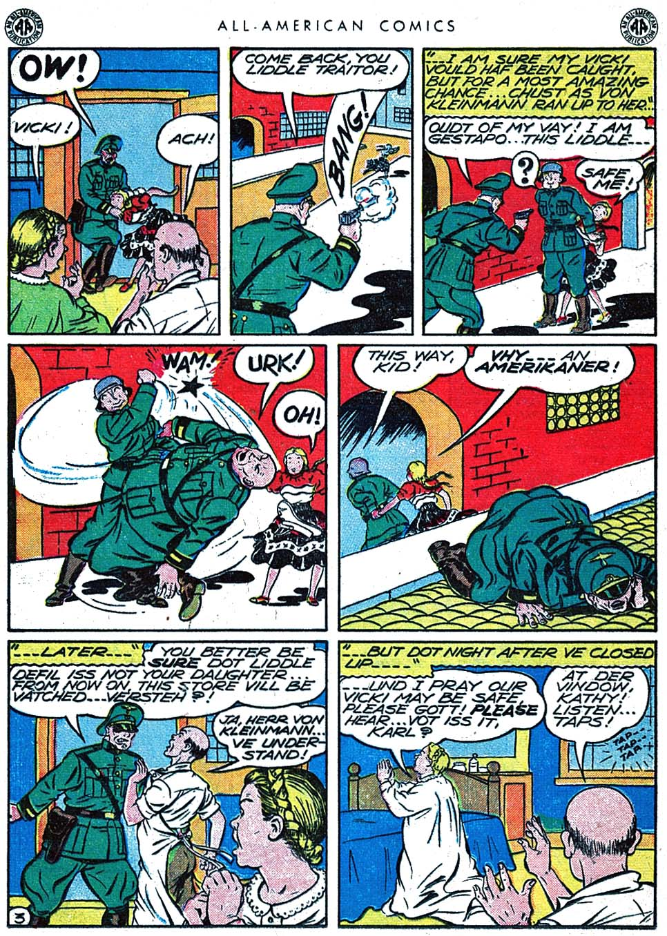 Read online All-American Comics (1939) comic -  Issue #66 - 33