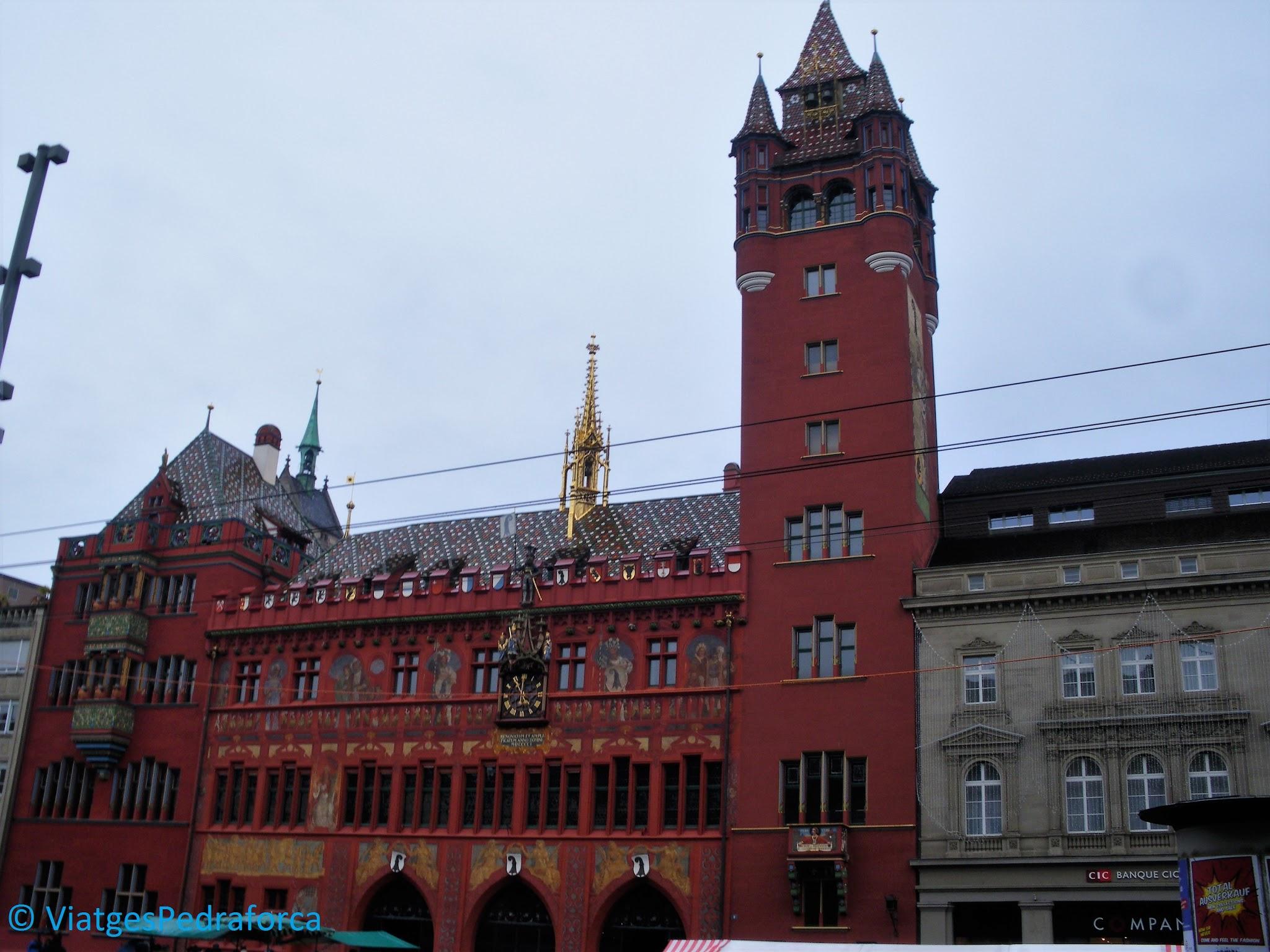 Suïssa, els millors monuments del gòtic civil