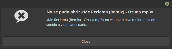 Grabar CD Audio/MP3/DVD en linux mint 18 (Solucion al problema)