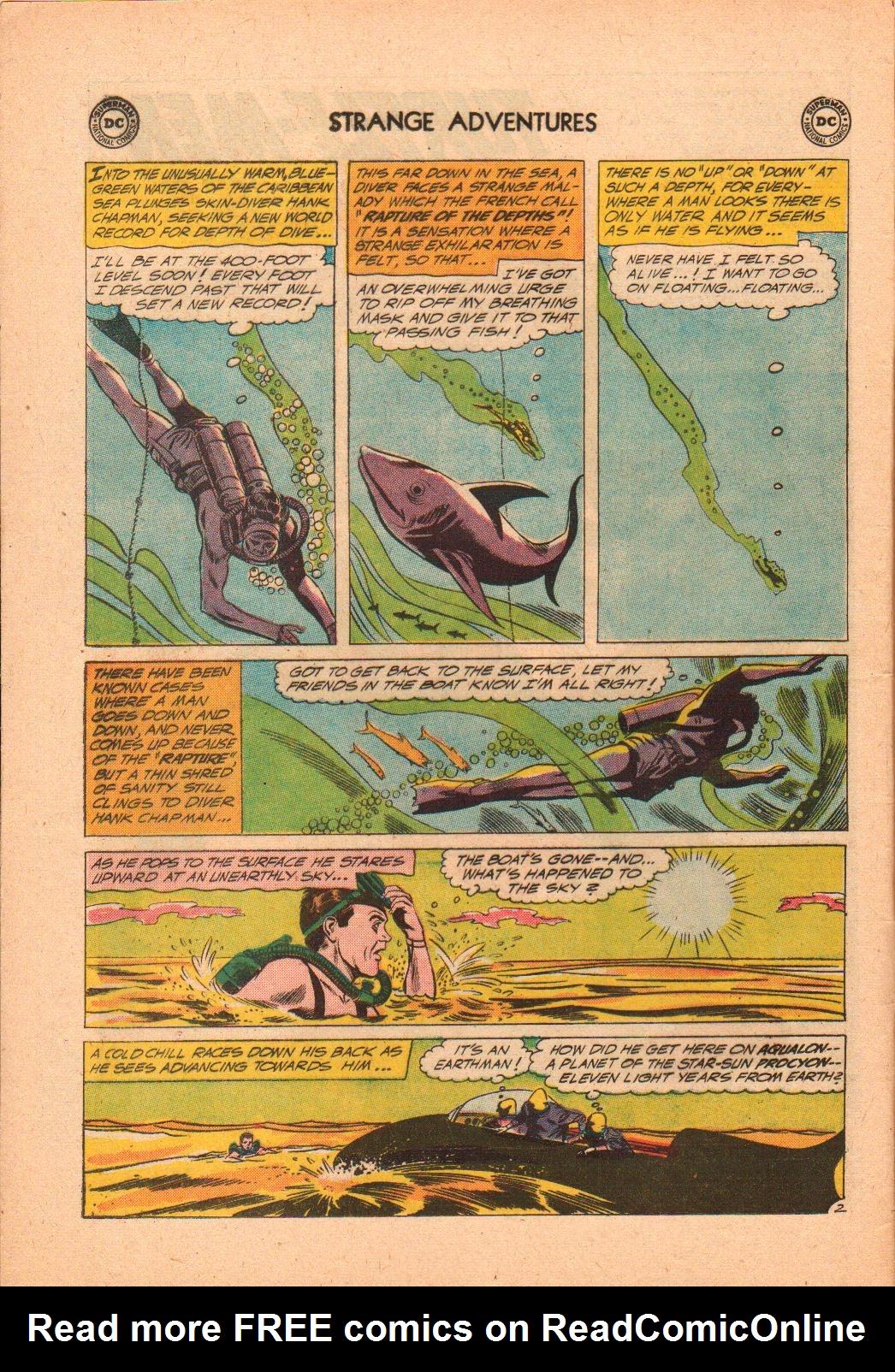 Strange Adventures (1950) issue 118 - Page 4