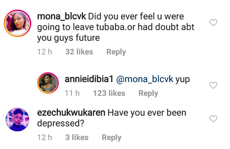 'Am Done Having Kids'- Annie Idibia