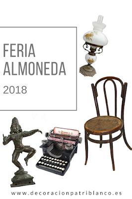 Feria Almoneda 2018