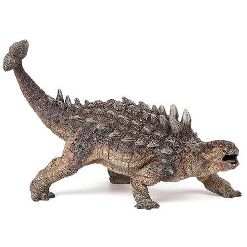 ankylosaurus de juguete papo 55015
