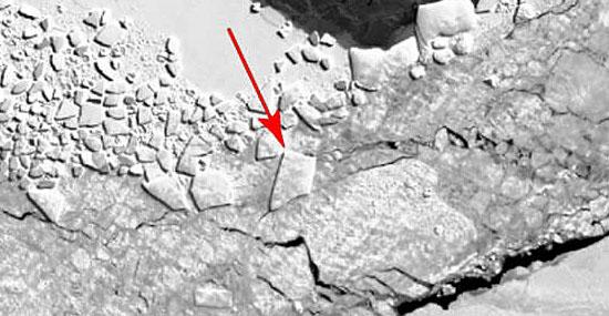 Depois de polêmica NASA libera novas imagens do Iceberg retangular para tentar acabar com teorias estranhas - Capa