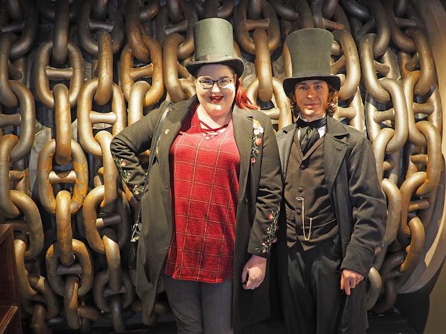 Being Brunel Exhibition SS Great Britain Bristol Harbourside Travel Blogger