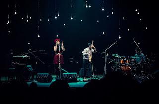 La celebración del 30 aniversario del Festijazz en La Paz - Bolivia / stereojazz